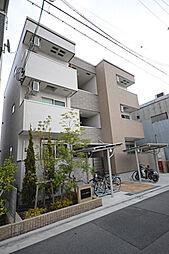 大阪府堺市堺区戎島町4丁の賃貸アパートの外観