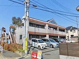 神奈川県横浜市瀬谷区下瀬谷2丁目の賃貸マンションの外観