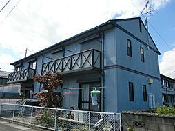 メゾンドプリュームA・B棟[1階]の外観