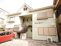 神奈川県海老名市東柏ケ谷6の賃貸アパートの外観