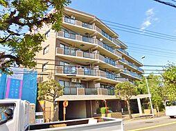 神奈川県大和市中央林間西5丁目の賃貸マンションの外観