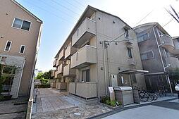 サニーガーデン鶴見[3階]の外観