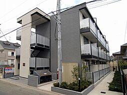 埼玉県さいたま市緑区大字大谷口の賃貸マンションの外観