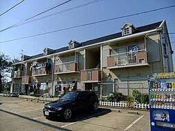 神奈川県横浜市瀬谷区宮沢2の賃貸アパートの外観