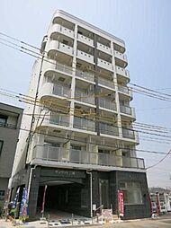 愛知県岡崎市羽根町字東ノ郷の賃貸マンションの外観