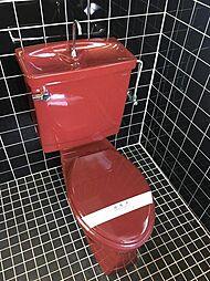 ディア磯子のトイレ