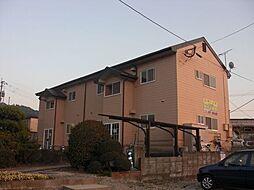 第二堺コーポ[203号室]の外観