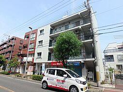 大阪府豊中市曽根東町2丁目の賃貸マンションの外観