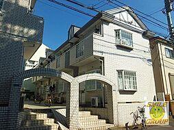 千葉県市川市南行徳4の賃貸アパートの外観