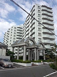 ロマネスク箱崎タワーホームズ N棟[903号室]の外観