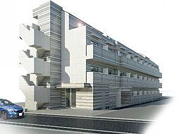 プレミアムキューブ川崎[0209号室]の外観