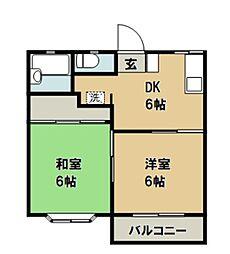 入曽駅 4.4万円