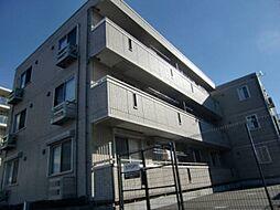 ディライトヒルズ[3階]の外観