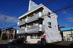 栃木県小山市駅南町1丁目の賃貸マンションの外観