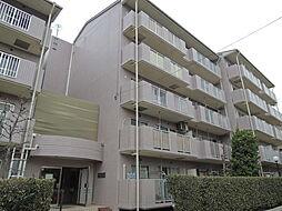 神奈川県横浜市都筑区牛久保2丁目の賃貸マンションの外観