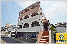 金太郎ヒルズ8[1階]の外観