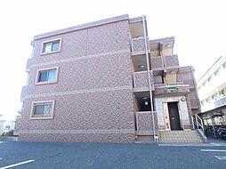 大阪府豊中市原田中1丁目の賃貸マンションの外観