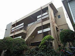 大阪府豊中市千里園2丁目の賃貸マンションの外観
