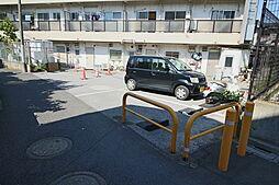 グリーンコーポの駐車場