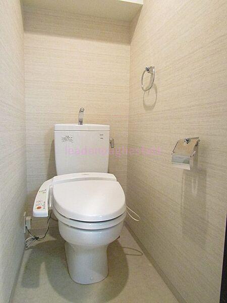S-RESIDENCE緑橋Serioのトイレ