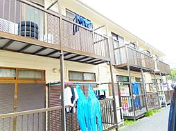 神奈川県大和市中央4丁目の賃貸アパートの外観