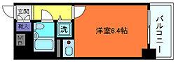 兵庫県神戸市灘区岩屋北町7丁目の賃貸マンションの間取り
