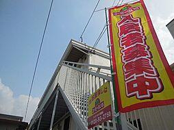 パナハイツ和田[203号室]の外観