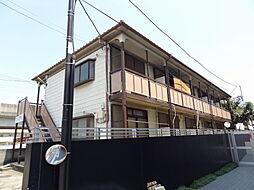 ハイツアベ[2階]の外観