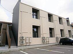 名鉄名古屋本線 東岡崎駅 徒歩13分の賃貸アパート