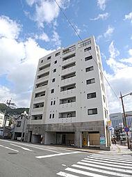 長崎県長崎市宝町の賃貸マンションの外観