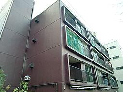 稗田マンション[2階]の外観