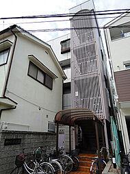 サニーコーポ北浦[3階]の外観