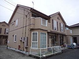 クレストール夏澤 A[2階]の外観