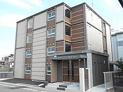 ソレイユ静岡[2階]の外観