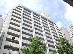 大阪府大阪市中央区常盤町2丁目の賃貸マンションの外観