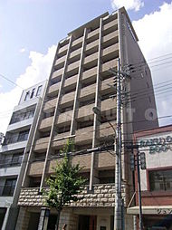 プレサンス京都御所東[4階]の外観