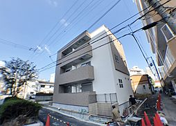 兵庫県神戸市中央区南本町通4丁目の賃貸アパートの外観