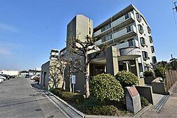 大阪府松原市一津屋3丁目の賃貸マンションの外観