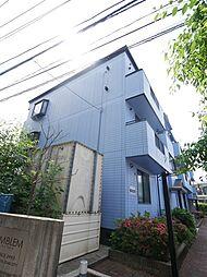 神奈川県座間市入谷3丁目の賃貸マンションの外観