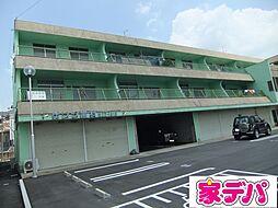 松美ビル[3階]の外観