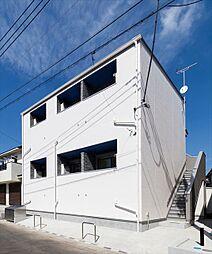 埼玉県さいたま市西区三橋6の賃貸アパートの外観