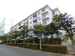 香椎浜サンハイツ第弐6号棟[105号室]の外観