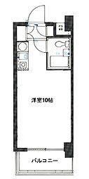 ロマネスクL六本松[305号室]の間取り