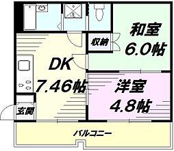 JR南武線 谷保駅 徒歩10分の賃貸マンション