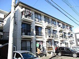神奈川県横浜市港南区港南4丁目の賃貸マンションの外観