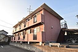 大阪府和泉市和田町の賃貸アパートの外観