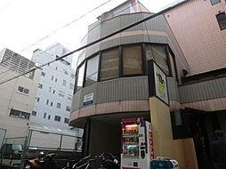 大阪府大阪市天王寺区南河堀町の賃貸マンションの外観