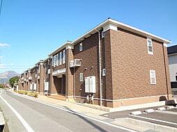 滋賀県長浜市山階町の賃貸アパートの外観
