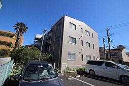 千葉県船橋市前原西1丁目の賃貸マンションの外観