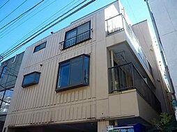 神奈川県横浜市鶴見区佃野町の賃貸マンションの外観